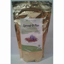 Organic Sprouted Flax - Original 454g | Sprout-O-Flax