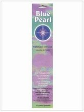 Incense - Contemporary collection TAHITIAN VANILLA 10g | Blue Pearl