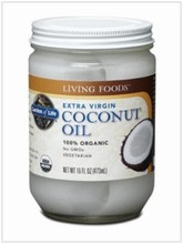 Organic Virgin COCONUT OIL 858ml | Garden of Life