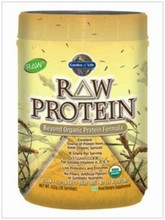 RAW PROTEIN - Garden of Life - Special on Mangolicious flavour!