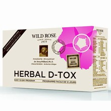 Herbal D-Tox - Wild rose