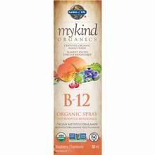 mykind Organics - Vitamin B-12 Organic Spray - Raspberry