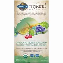 mykind Organics - Organic Plant Calcium, 90 Vegan Tabs