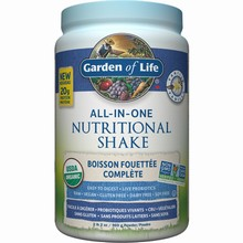 RAW Meal- All-in one Nutritional Shake - Vanilla, 969g