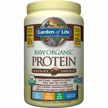RAW Protein - New & improved - Chocolate 664g