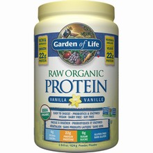 RAW Protein - New & improved - Vanilla 624g