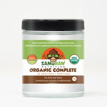 NEW! Samuraw Organic Complete, 38g