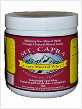 CAPRA MINERAL WHEY 360g - Mt.Capra