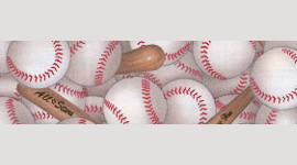 Cooling Tie - 035 Baseball 2