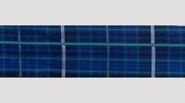 Cooling Tie - 395 Blue Plaid 2
