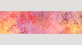 Cooling Tie - 443 Sunset Batik