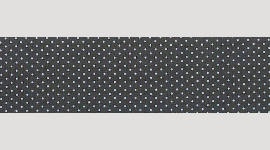 Cooling Tie - 580 Black Mini Dot