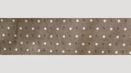 Cooling Tie - 650 Grey Mini Dot
