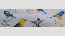 Cooling Tie - 659 Wild Birds 2