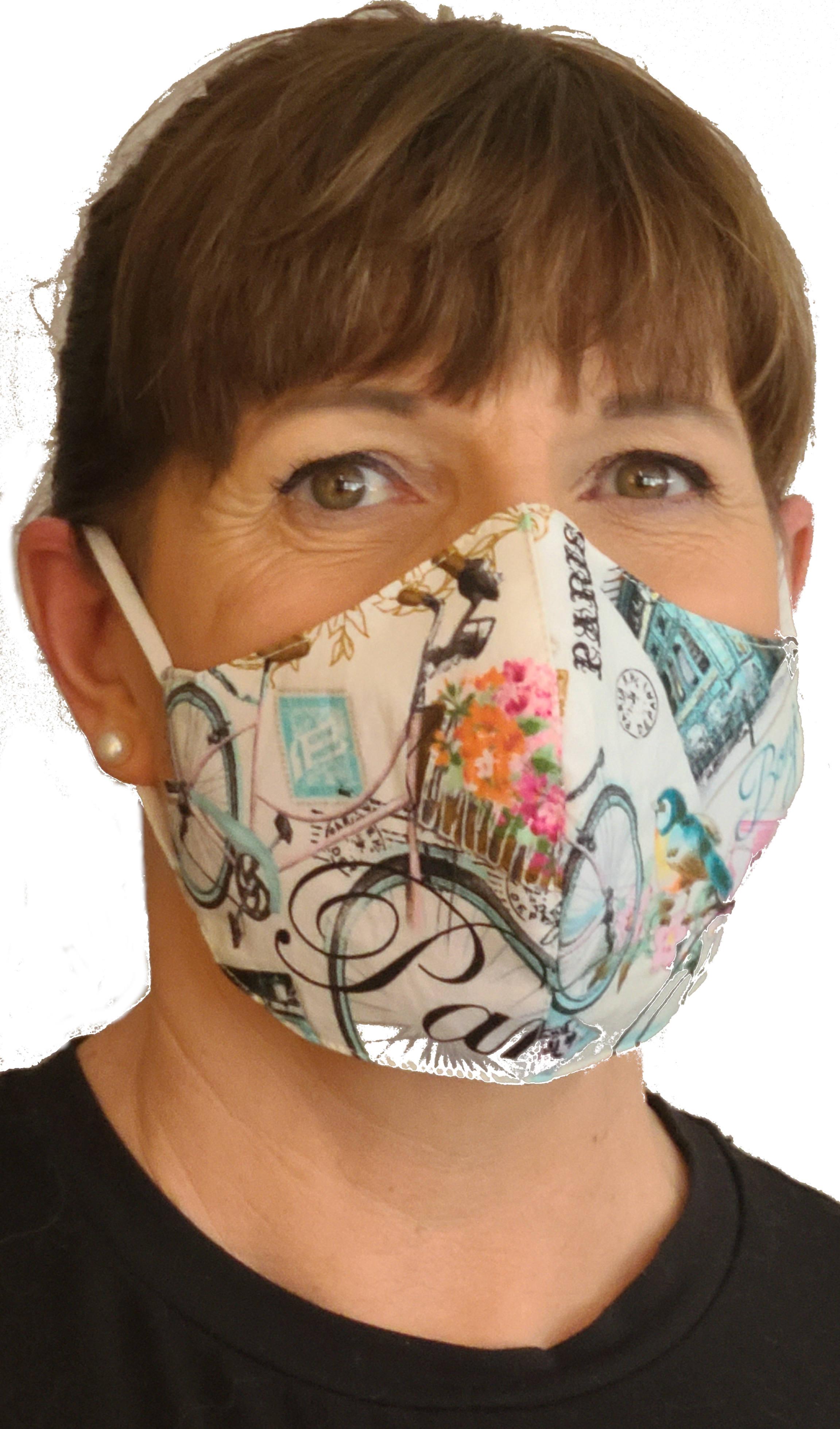 Face Mask - 660 Paris