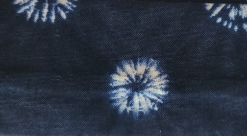Cooling Tie - 661 Navy Tie Dye