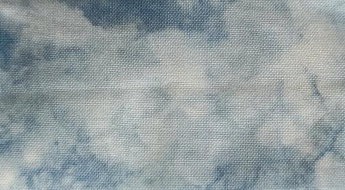 Cooling Tie - 663 Denim Cloud