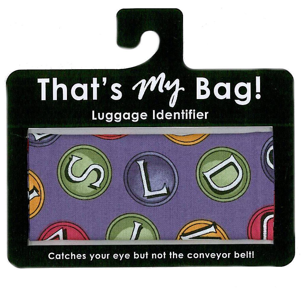 That's My Bag - L007 Alphabet