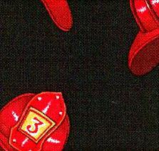 That's My Bag - L012 Fireman's Helmet