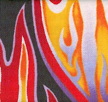 That's My Bag - L015 Flames