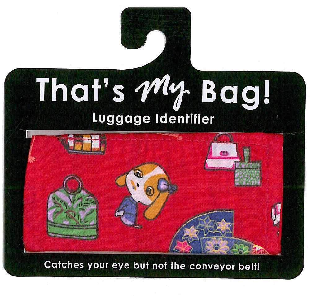 That's My Bag - L020 Red Fan