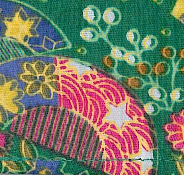 That's My Bag - L022 Green Fan