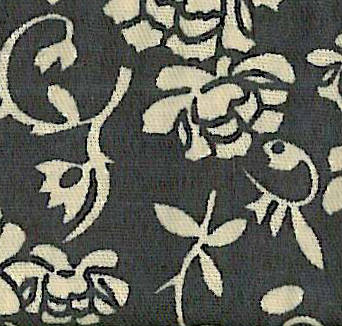 that's My Bag - L024 Black & White Flowers