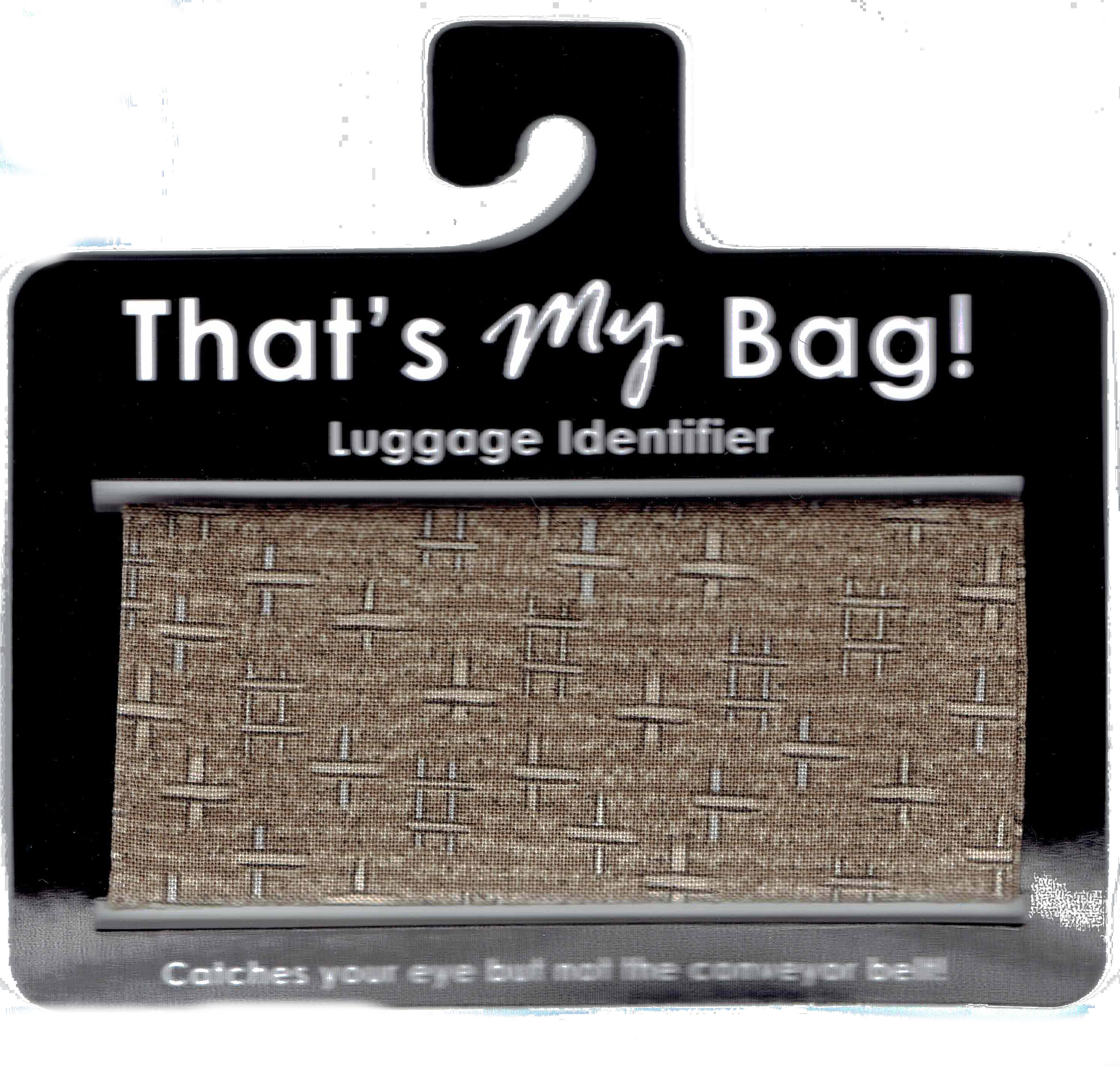 That's My Bag - L061 Beige Hashtag