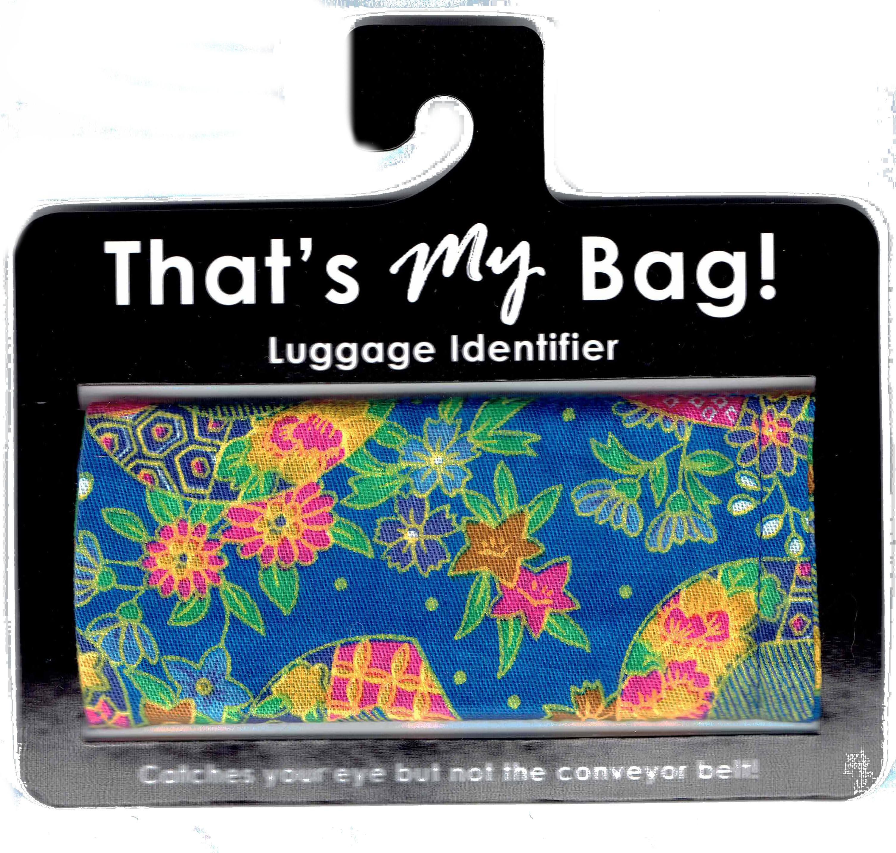 That's My Bag - L063 Teal Fan