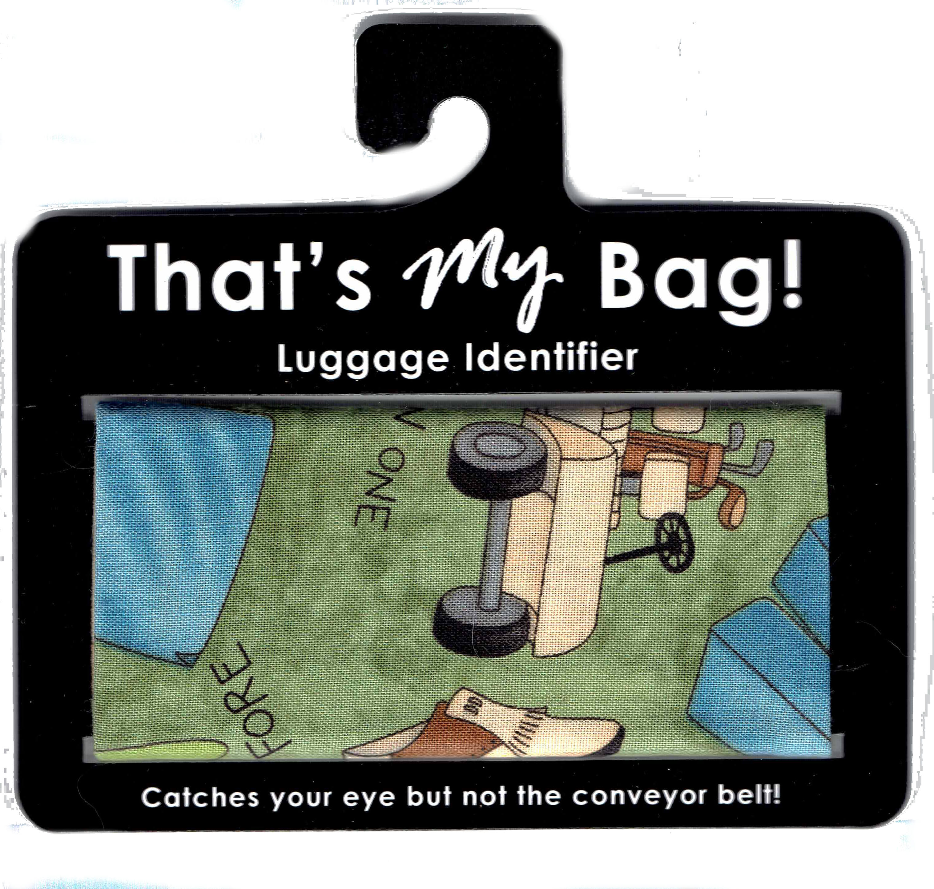 That's My Bag - L065 Golf