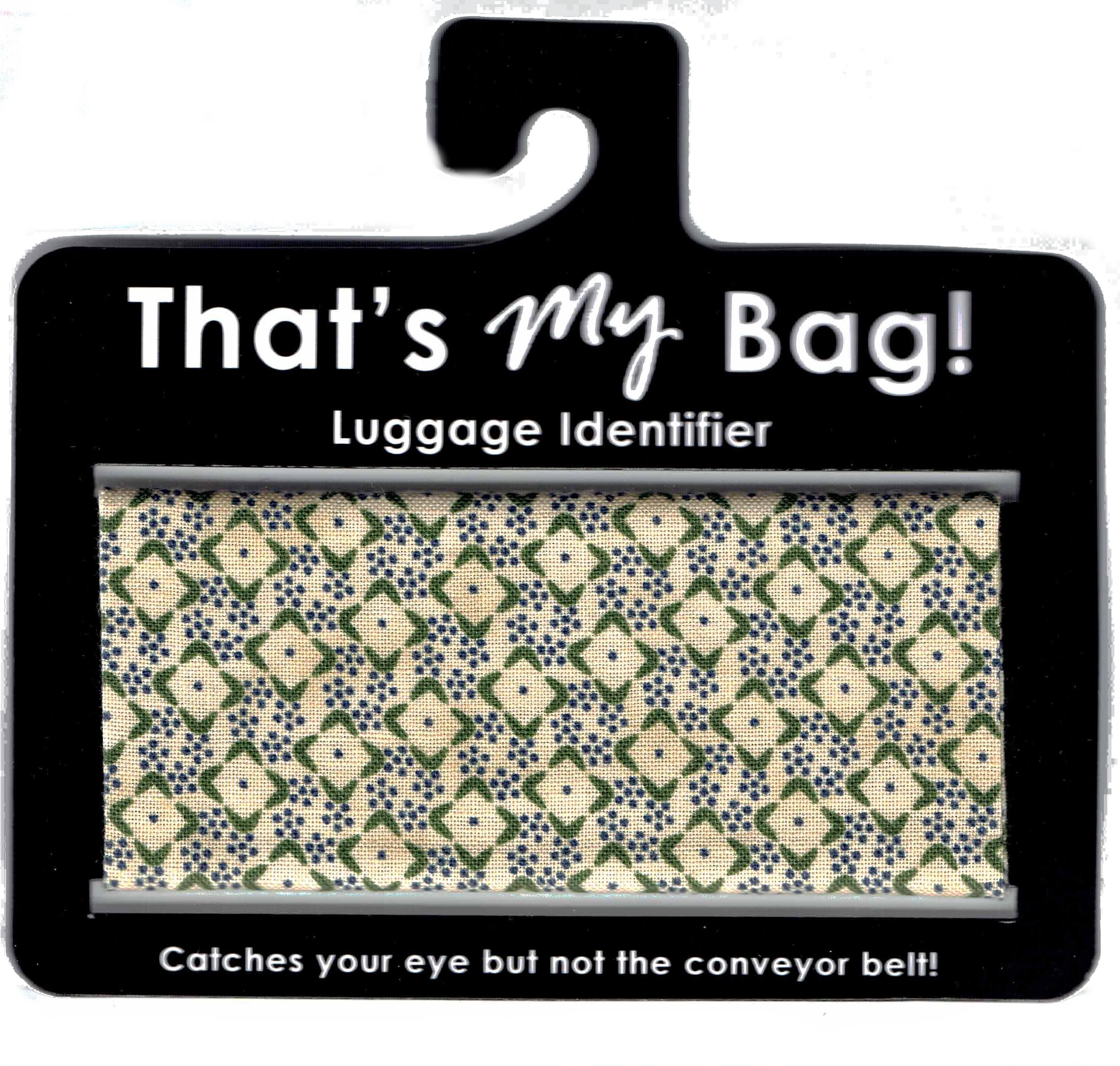 That's My Bag - L067 Squares & Dots