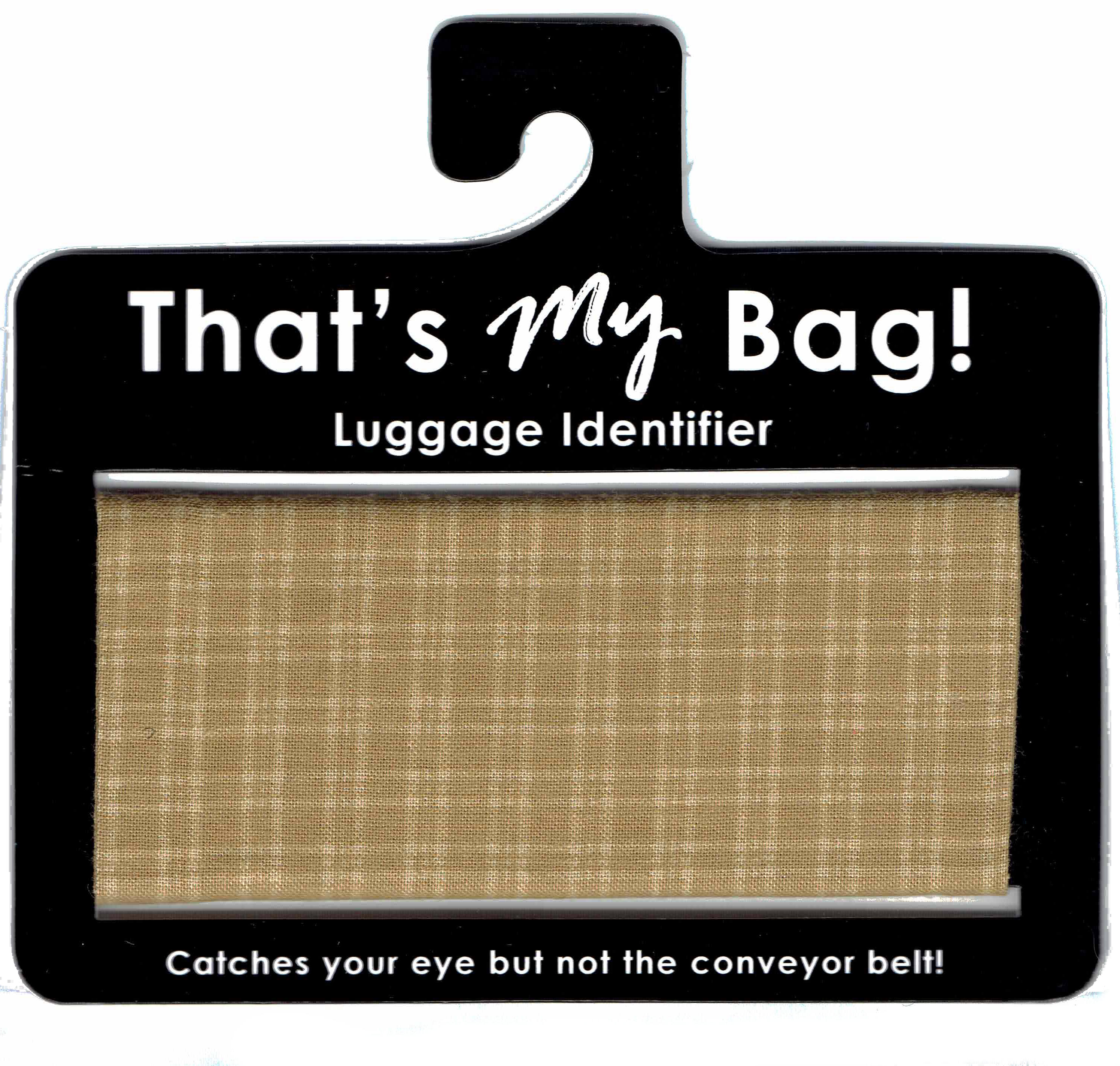 That's My Bag - L068 Brown Plaid