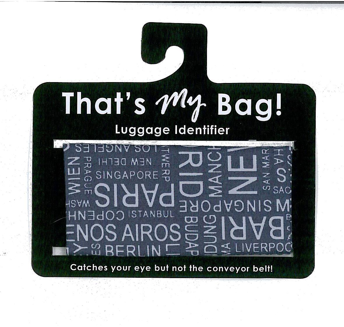 That's My Bag - L075 Traveller